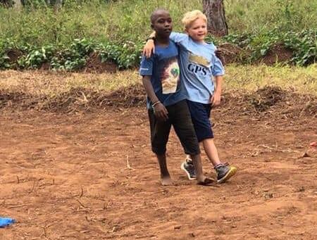 Ssiiba Kkumi Na Emu (Day 11) - A Kid Named Saturday and Funny Faces, by Cohen