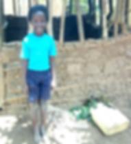 Bulungibwe Precious Divine age 8 - aug31