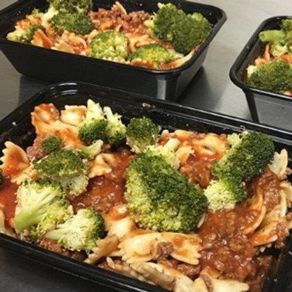 Bowtie Pasta & Broccoli