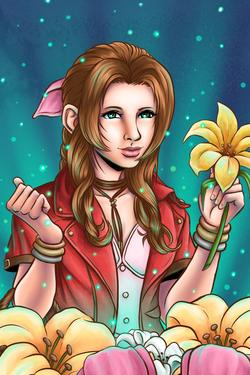 Flower Girl of Midgard 2020