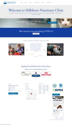 Hillsboro Vet Clinic 2020