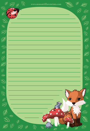 Fox Notepad 2020