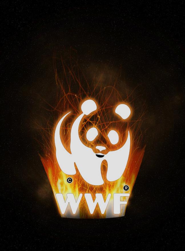 WWF Fire logo