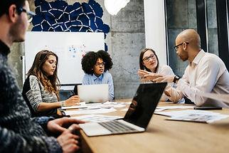 Soin réflexologie pour les salariés en entreprise, employés et cadres