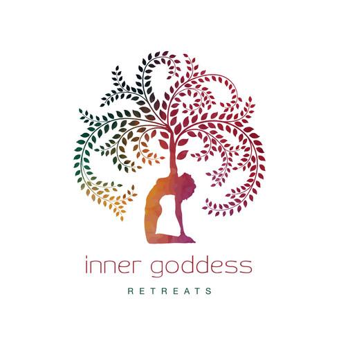 Inner Goddess Retreats Logo