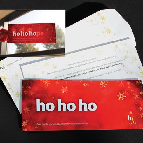 HFA Holiday Card