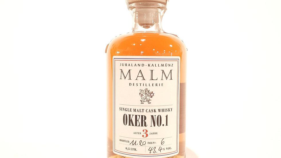 OKER No1, 500 ml, Bio-zertifiziert DE-ÖKO 037