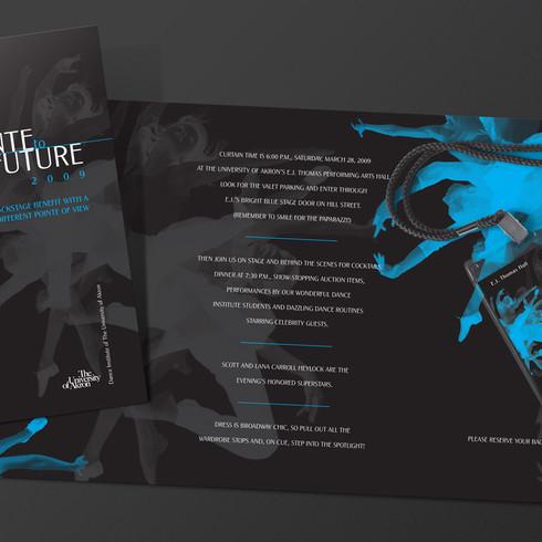 The University of Akron Dance Institute Invitation