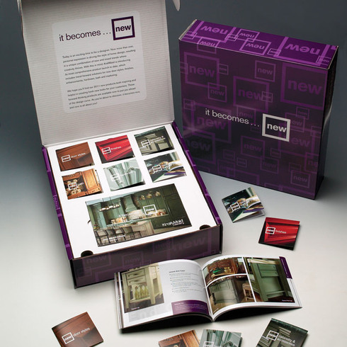 KraftMaid Cabinetry Launch Kit