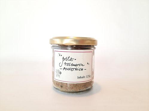 Pilz-Rosmarin-Aufstrich
