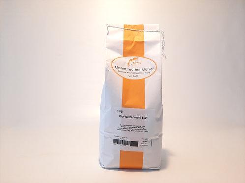 Bio-Weizenmehl 550