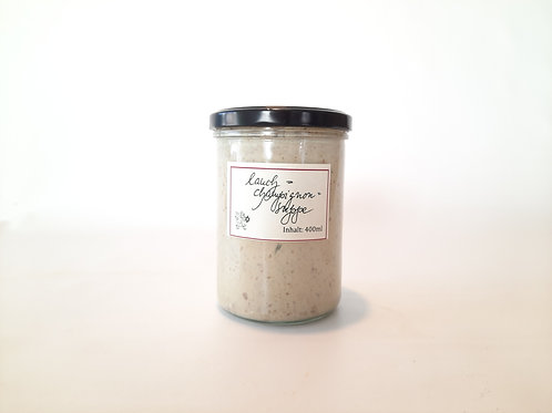 Lauch-Champignon-Suppe