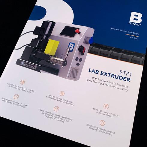 The Bonnot Company ETP1 Brochure
