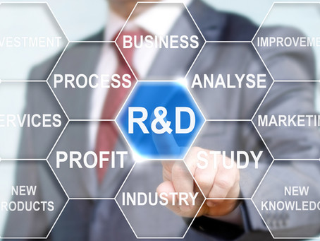 Calculating the R&D Tax Credit