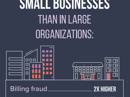Reducing Fraud in Small Businesses