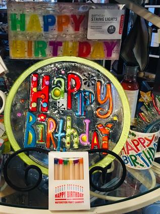 Happy Birthday assortment
