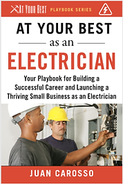At Your Best as an Electrician book cover