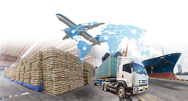 Management logistics of Industrial Conta