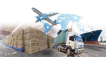 Management logistics of Industrial Conta