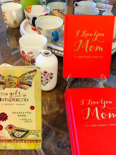 Mom books