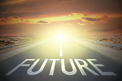 Road concept - future