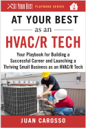 At Your Best as an HVAC/R Tech book cover