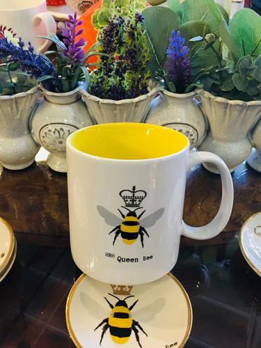 HRH Queen Bee Mug