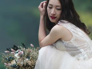 婚紗作品-秘境婚紗 卉