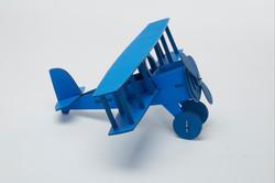 Avion biplan