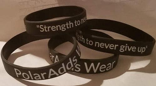 PolarAdds Wristband