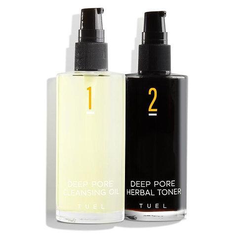 Moisture Deep Pore Cleansing System 2.5oz