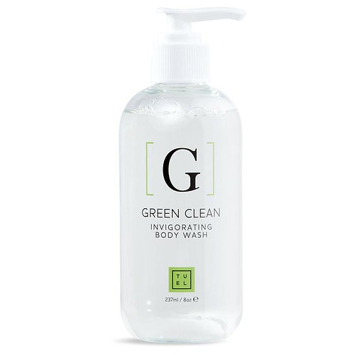 Green Clean Invigorating Body Wash 237ml