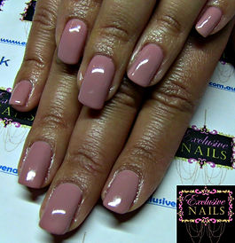The Best CND Shellac Manicure in Perth | Exclusive Nails Home Salon