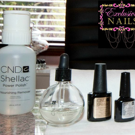 The Best CND Shellac Manicure in Perth