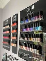 CND Shellac Collection @ Exclusive Nails