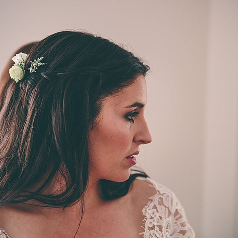 Wanaka Wedding Hair