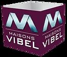 Logo cube vibel vectorisé .png
