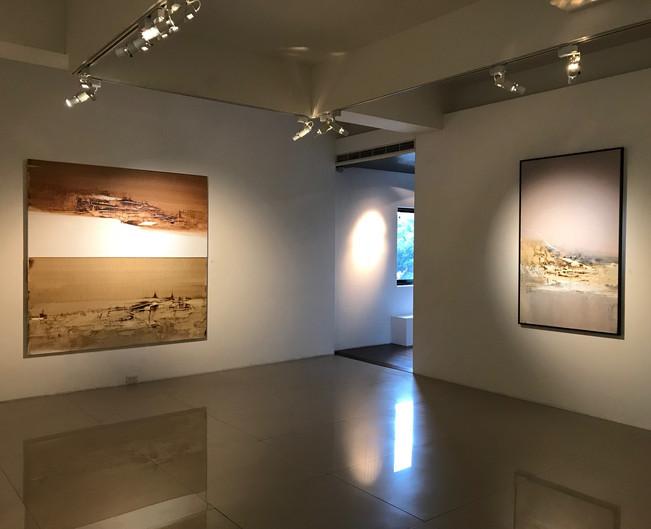 Metamorphic Landscapes Solo Exhibition
