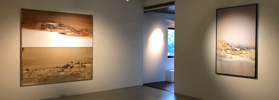 Metamorphic Landscapes Solo Exhibition