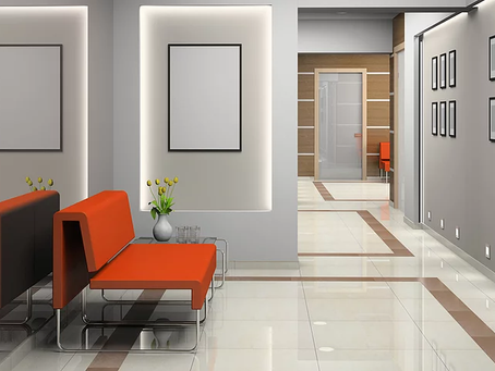 Gypsum Board - A Perfect Solution For Office Partition