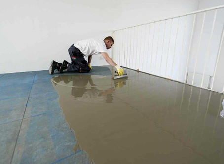 Get Terrific Adherence With The Epoxy Screeding Service Dubai