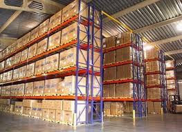 Buy the first-rate and user-friendly Pallet Racking System in Dubai