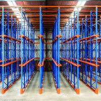 Use Drive In Racking Systems to Keep Proper Storage of the Tools