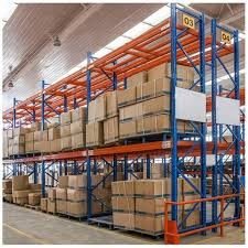 Enough Space Saving With The Pallet Racking System Dubai
