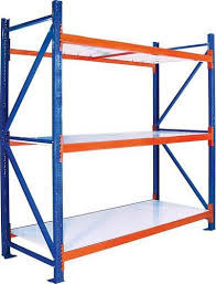 How Heavy Duty Rack helps to put the items easily?