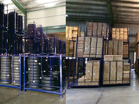 With Rack Manufacturer In Dubai Offers The Proper And Heavy Good Storage