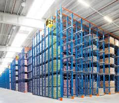 Explained the Cantilever Racking and Drive-In Racking