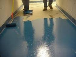 Coat the Entire Floors with the Epoxy Painting Service Dubai