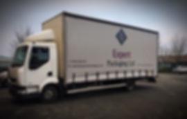 Expert Packaging Van