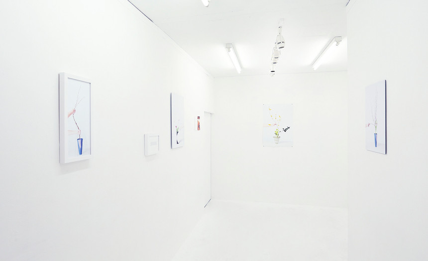 Installation shot, The Way of Flowers, Tokyo 2019